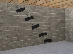 CarbonArmor® Wall Repair in Simpsonville, West Columbia, Gaffney, Taylors, Seneca, Waynesville, Irmo, Inman, Franklin, Candler, Laurens, Toccoa, Piedmont, Chester