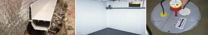 Basement Waterproofing in SC, NC and GA, including Spartanburg, Asheville & Columbia.