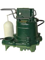 cast-iron zoeller sump pump systems available in Piedmont, North Carolina, South Carolina & Georgia