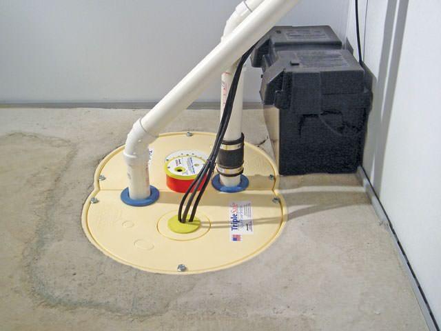 Basement Waterproofing In Greater Columbia