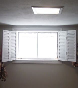 Basement Window installed in Laurens, North Carolina, South Carolina & Georgia